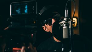 Rapper aus Frankfurt
